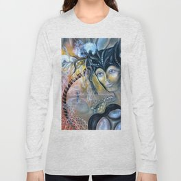 Birth of Pearl Long Sleeve T-shirt