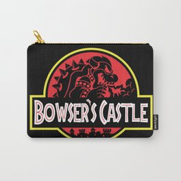 Bowser's Jurassic Castle Carry-All Pouch