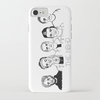 cactei iPhone & iPod Cases featuring The NBHD by ☿ cactei ☿