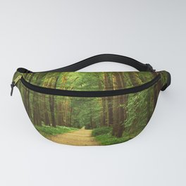 Forest path Fanny Pack