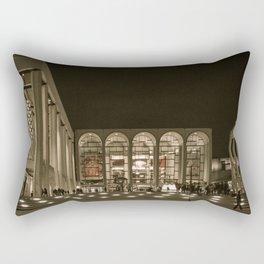 Lincoln Center Rectangular Pillow
