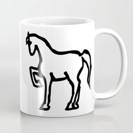 Proud Equus Coffee Mug