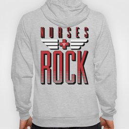 Nurses ROCK Hoody