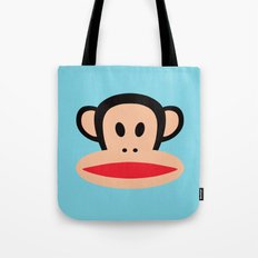 Julius Monkey by Paul Frank Tote Bag