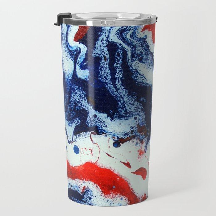 Patriotic 12.2 Travel Mug
