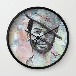 Gary Clark Jr - When My Train Pulls In Wall Clock