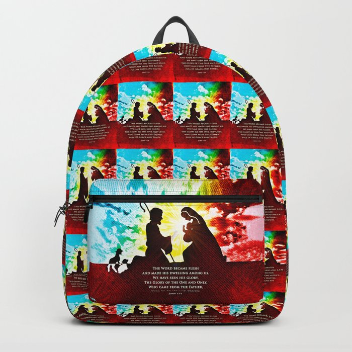 We Have Seen His Glory! Backpack