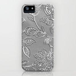 Grey Gosling iPhone Case
