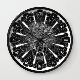 Lion Clock Wall Clock