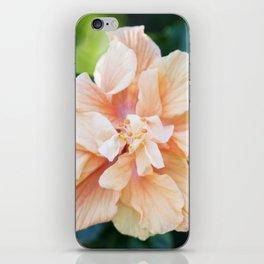 Jane Cowl Tropical Hibiscus iPhone Skin