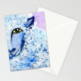 Baa Baa Blue Sheep Stationery Cards