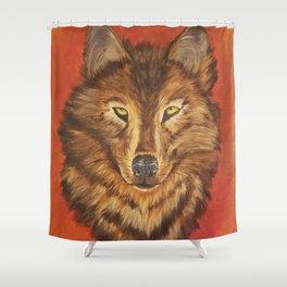 The Emporer Shower Curtain