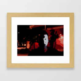 Proto: A Biography Framed Art Print
