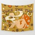 Take The Trip Orange by harleyandj