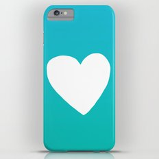 Mermaid Heart Slim Case iPhone 6 Plus