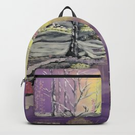 Warm winter beauty Backpack