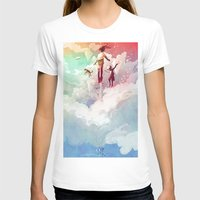 fly T-shirts featuring FLY by Javier G. Pacheco
