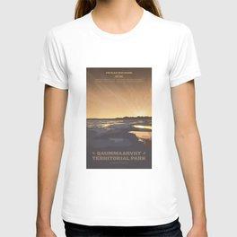Qaummaarviit Territorial Park T-shirt