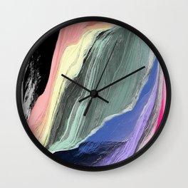 Pixel Sorting 52 Wall Clock