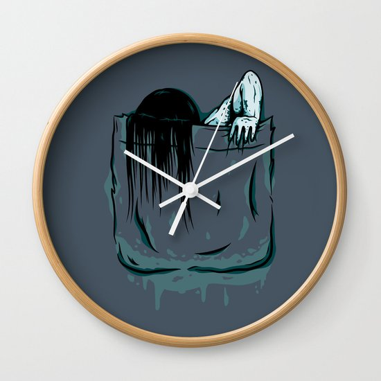 Pocket Samara Wall Clock