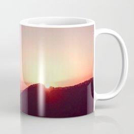 Aloha. Be Open to What Comes Coffee Mug