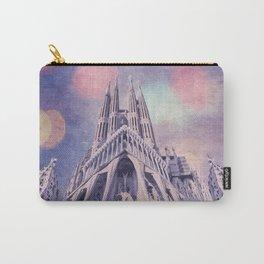 Barcelona Sagrada Familia Carry-All Pouch