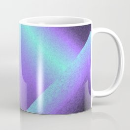 purple and blue mountains Coffee Mug