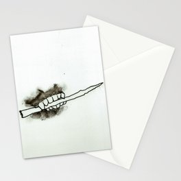 Teeth Stationery Cards