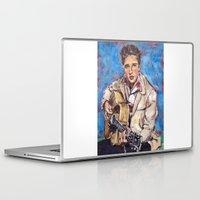 elvis Laptop & iPad Skins featuring Elvis by Buttons McTavish