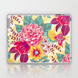 Bloomin' Beauties - Sunshine Laptop & iPad Skin