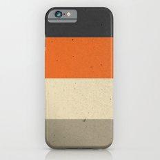 COLOR PATTERN III - TEXTURE Slim Case iPhone 6s