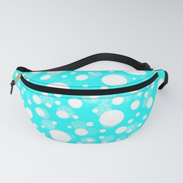 Champagne tealish Fanny Pack