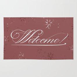 Welcome! Rug