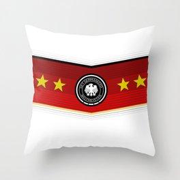 Germany - World Champion Throw Pillow