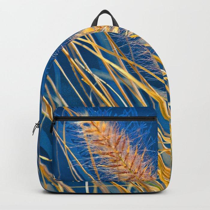 Golden Grass Backpack