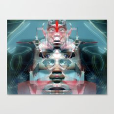Cosby #8 Canvas Print