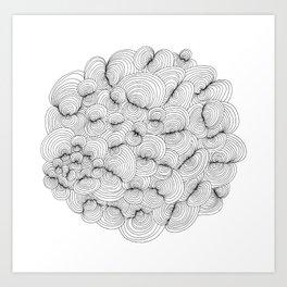 Sailor's Knots. Art Print