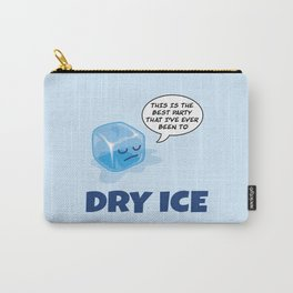 Dry Ice Carry-All Pouch