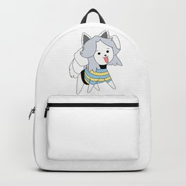 616fba127a46 Undertale-Temmie Backpack