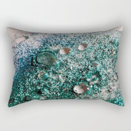 Rain Treasures Rectangular Pillow