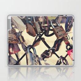 Love Locks Laptop & iPad Skin