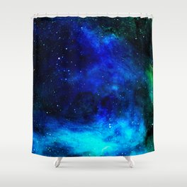 ζ Tegmine Shower Curtain