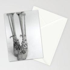 Skeleton Pointe Stationery Cards