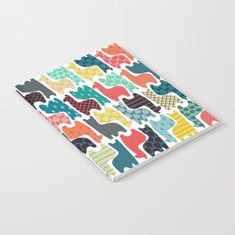 baby llamas Notebook