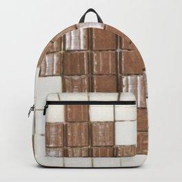 Tile Heart Backpack