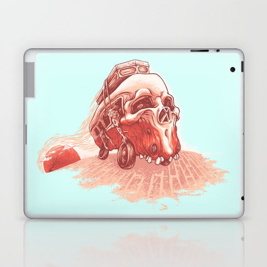 walking to dead! Laptop & iPad Skin