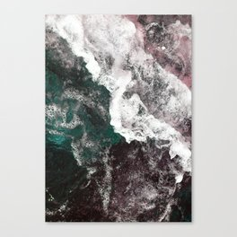 Abstract Sea, Water Canvas Print