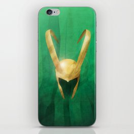 Loki iPhone Skin