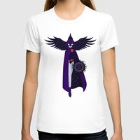 raven T-shirts featuring RAVEN by badOdds