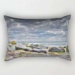 Porth Ysgo Rectangular Pillow